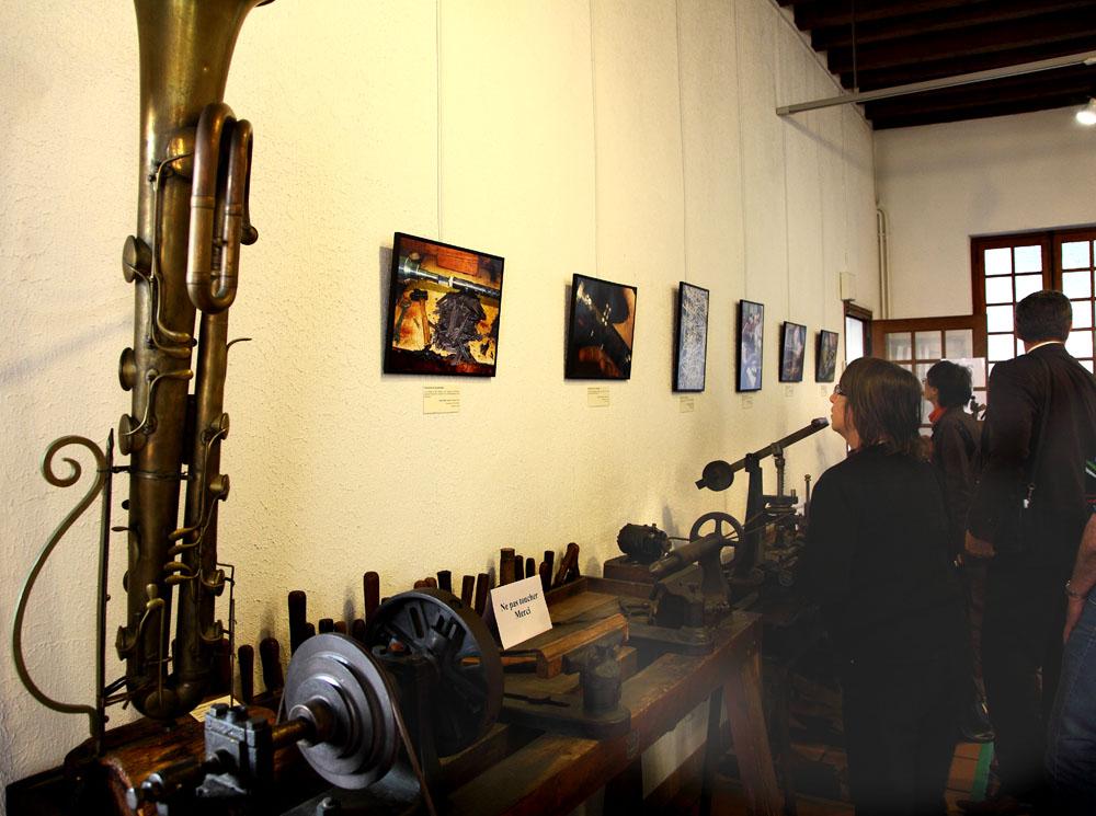 Expo Vision contemporaine sur la clarinette 1